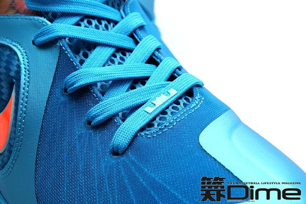 Detailed Look at Nike LeBron 9 8220China8221 Limited Edition