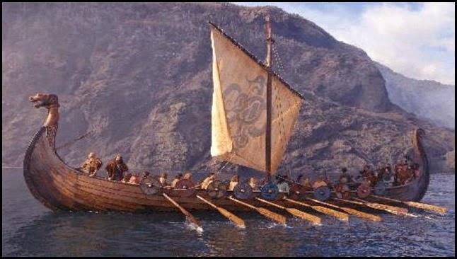 Vikingos en Galicia