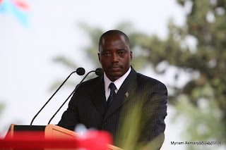 DRC-On the 27th of November 2006, the supreme court of justice declares joseph Kabila president of the DR Congo -6th December 2006-The Inaugural ceremony takes place at the palais de la nation with a lot of guests and people.