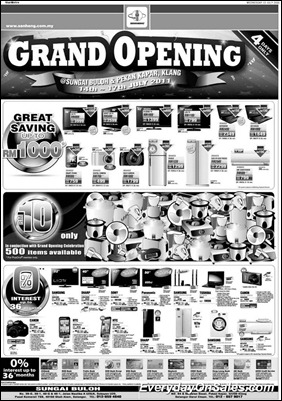 senheng-grand-opening-sungai-buloh-pekan-kapar-2011-EverydayOnSales-Warehouse-Sale-Promotion-Deal-Discount