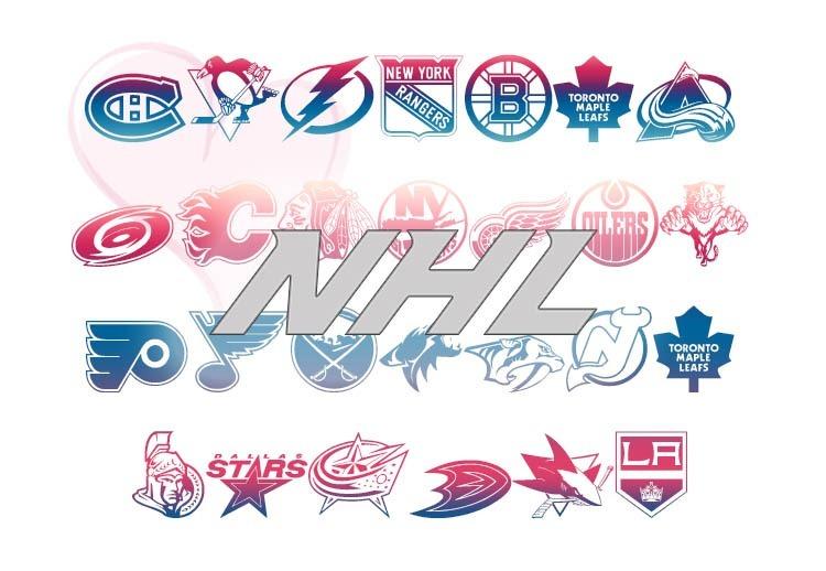 NHL font