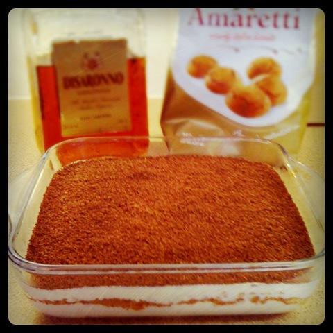 Amaretto Tiramisu #5
