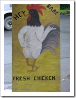 fresh chk sign