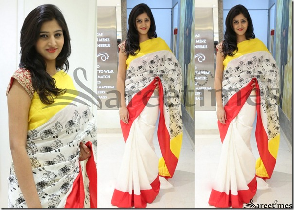 White_Masaba_Saree