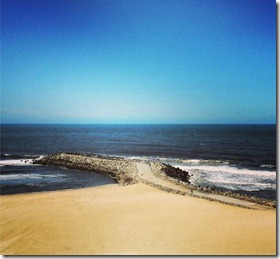 Praia do Espinho Portugal