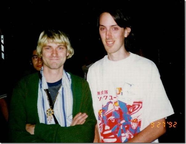 Raras fotografias de Kurt Kobain (16)