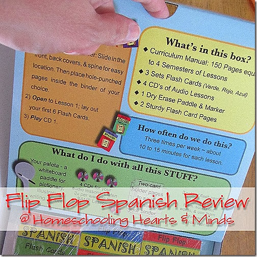 Flip Flop Spanish Review