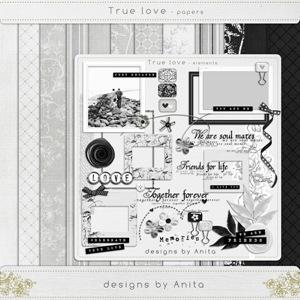 Designs by Anita True Love