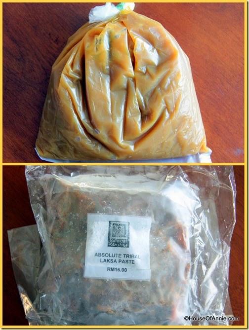 Kaya Sarawak Laksa Paste