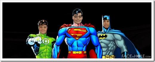 Iago, Carlos e Diego
