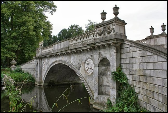 Classical Bridge, Chiswick House and Gardens
