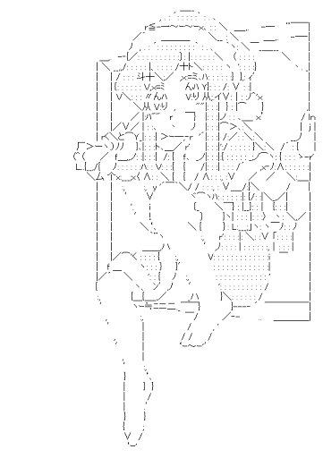イカ娘のサンタクロース (侵略!イカ娘)