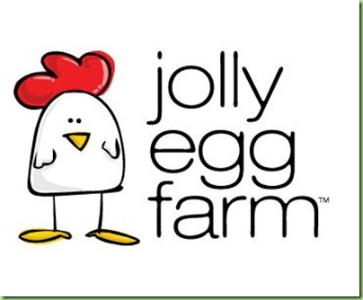 Jolly Egg Farm Logo