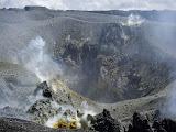 Slamet crater (Rob Woodall, July 2007)