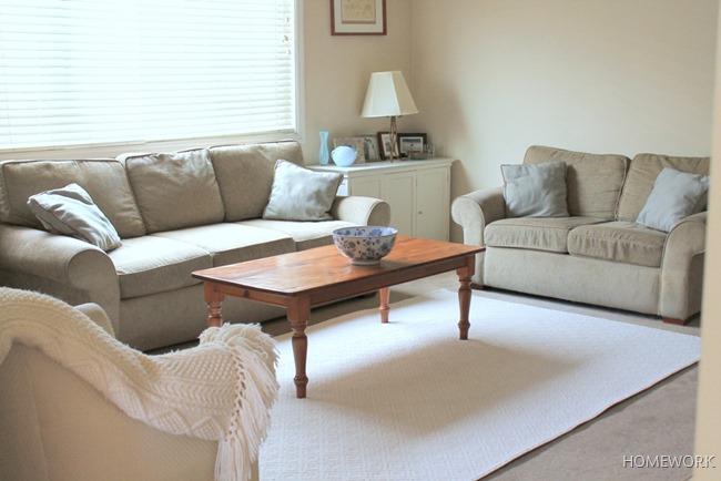 Blue White Living Room via homework (12)