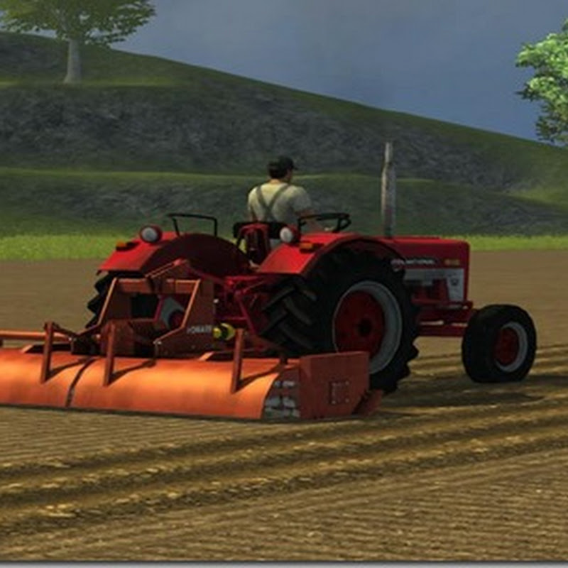 Farming simulator 2013 - Howard Rotavator HR 30 v 1.0