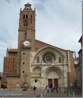 Catedral de San Esteban - Toulouse