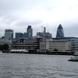 view of london in London, London City of, United Kingdom