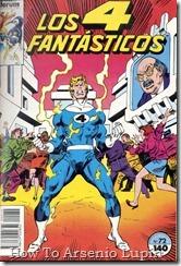 P00073 - Los 4 Fantásticos v1 #72