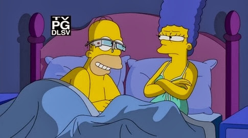 Google Glass - el nuevo invitado especial en The Simpsons