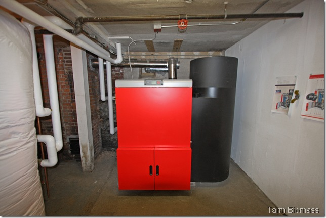 Froling P4 Automatic Pellet Boiler