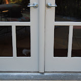 Custom door windowmolding replacement