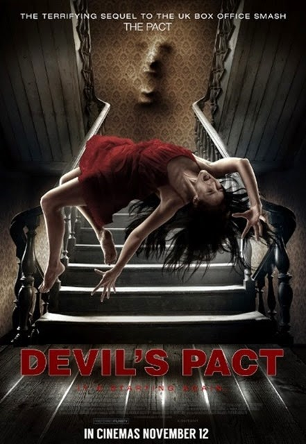 Devil's Pact - Movie Poster