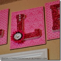 NAME LETTERS (12)
