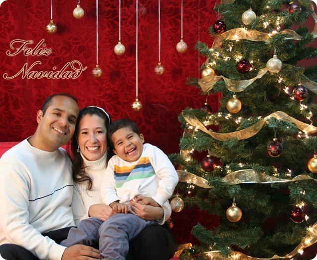 091224 Tarjeta Feliz Navidad Familia Orozco Meraz