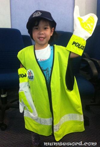 Nadine Police preschool