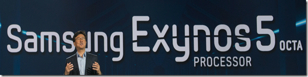 Samsung Exynos Octa 5