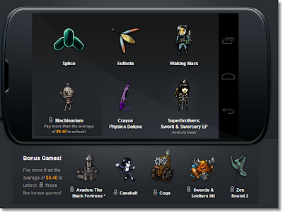 Humble Bundle 4 for Android