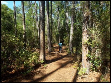 Hike to Chacala Pond 002