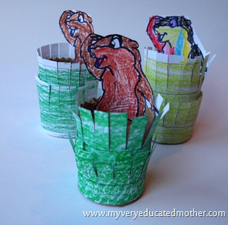 www.myveryeducatedmother.com  #Groundhogday #crafting #kidscrafts