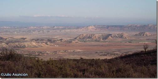 Panorámica desde la Sierra de Yugo