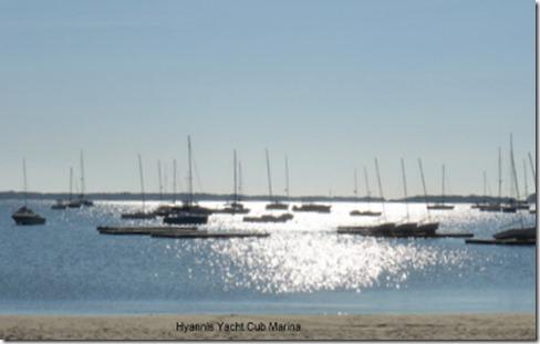 Hyannis yacht Club