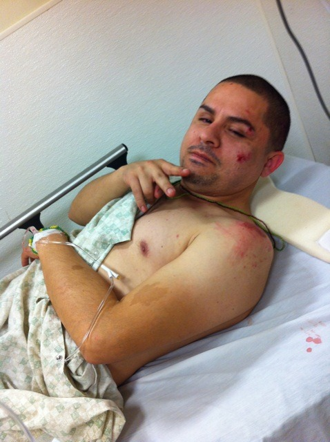 larry hernandez accidente fotos 03