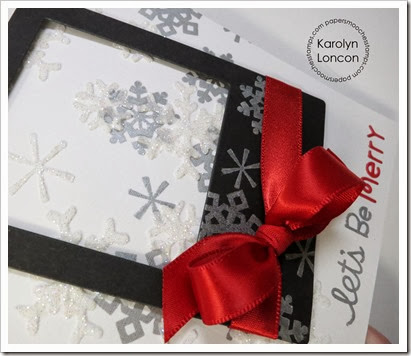 Karolyn - Fresh Snow Extra Closeup