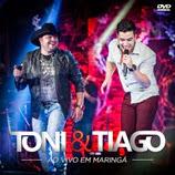 Toni e Tiago - Ao Vivo em Maringá (CD 2014) # www.NovoSertanejo.net #
