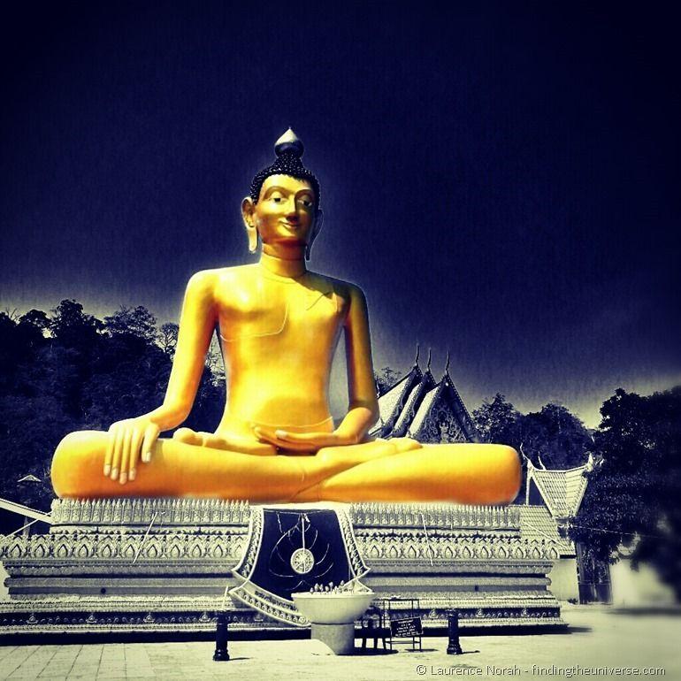 Buddha statue Sutan Thailand