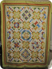 128.CF BOM 2012 kid's quilt
