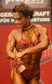 Dwan Abantao - Miss Fitness Universe