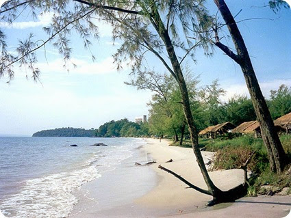honeymoon in Sihanoukville
