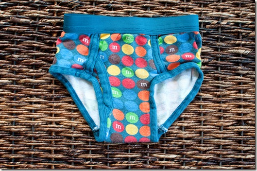 Creatively Blooming: Do You Have Another Underwear?