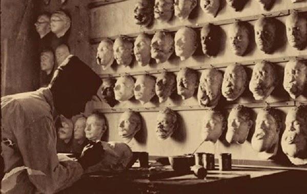 Máscaras protéticas
