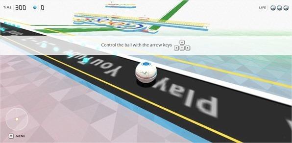 10 experimentos interesantes de juegos en Google Chrome 1