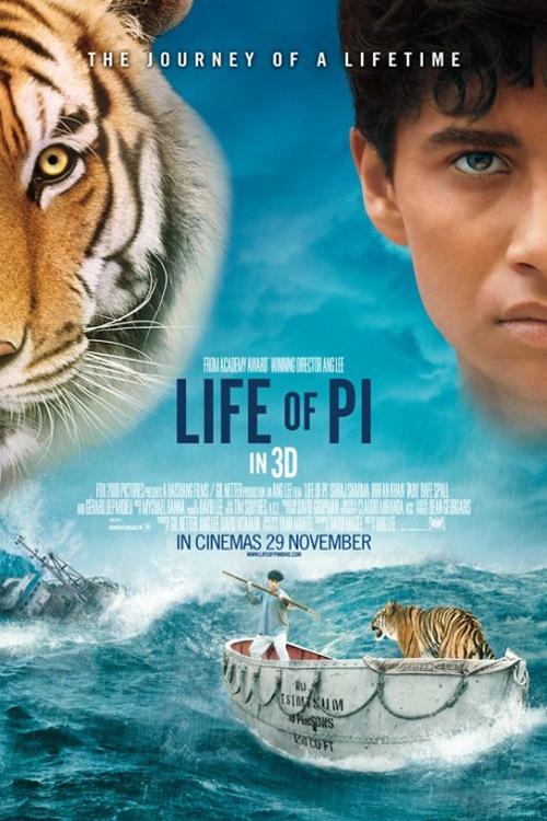 Life of Pi  -- 02