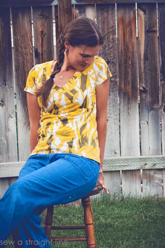 floral union street tee sew a straight line-2