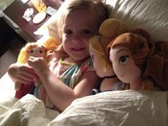 bedtime princesses