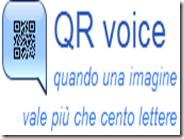 Creare codici QR vocali online con QR voice